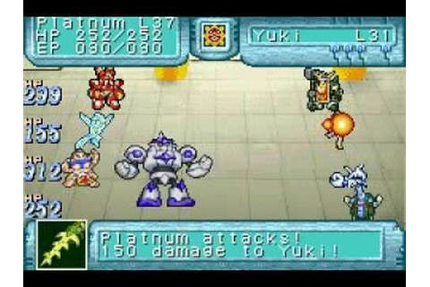 Let's Play Robopon 2: Neon City (Sly) - YouTube