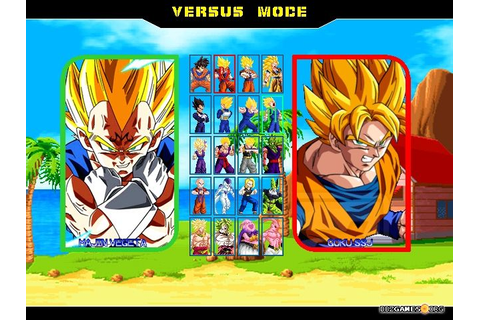Dragon Ball Z Super Butouden MUGEN - Download - DBZGames.org