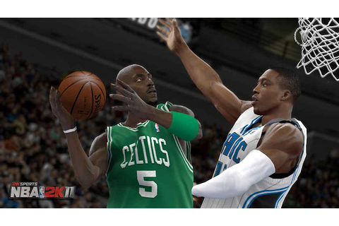 NBA 2K11 Game - PC Full Version Free Download