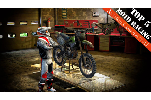 Top 5 Best Android Moto Racing Games 2014 (HD) - YouTube