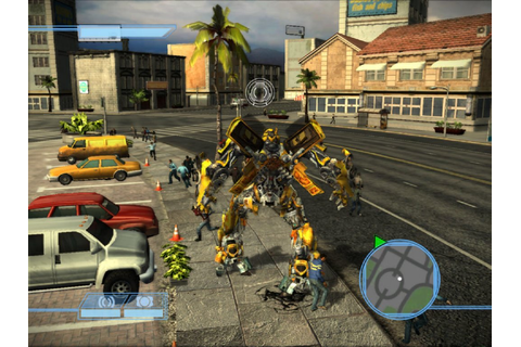 Transformers The Game Pc Full Version Game Free Download ...