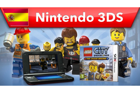 LEGO City Undercover: The Chase Begins - Avance (Nintendo ...