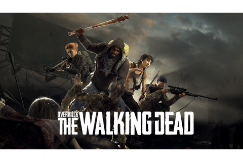 Overkill's Walking Dead game launches this November - VG247