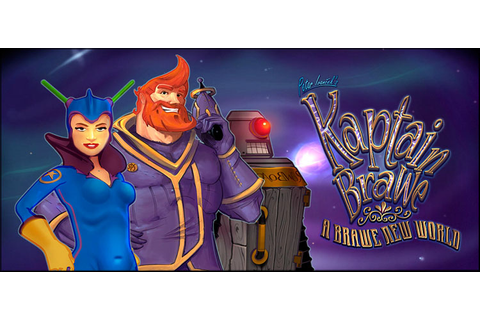Kaptain Brawe A Brawe New World Free Download PC Game