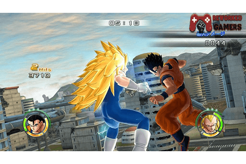 Dragon Ball Raging Blast 2 PC Download Full • Reworked Games