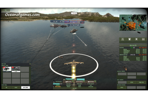 Wargame Red Dragon Free Download