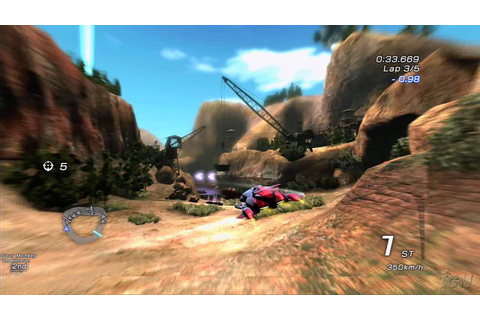 Fatal Inertia Xbox 360 Gameplay - So Close - YouTube