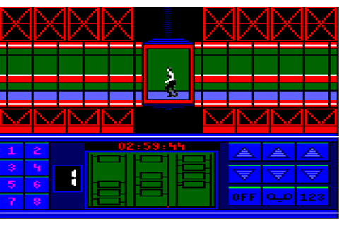 Download Impossible Mission II - My Abandonware