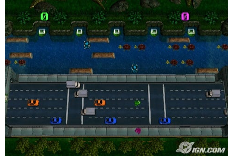 Frogger Returning to WiiWare, PSN - IGN