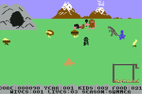 Download B.C. Bill (Commodore 64) - My Abandonware