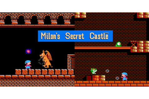 Milon's Secret Castle | NES | Games | Nintendo