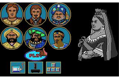 Champion of The Raj Download (1991 Strategy Game)