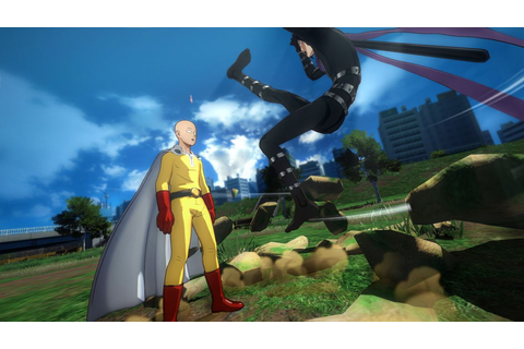 One Punch Man: A Hero Nobody Knows Release Date Revealed ...