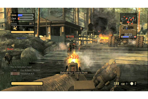 Resistance 2 (PS3) | Classic Game Room Wiki | FANDOM ...