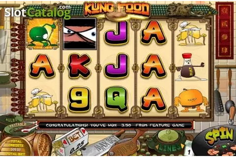 Kung Food Slot ᐈ Claim a bonus or play for free!