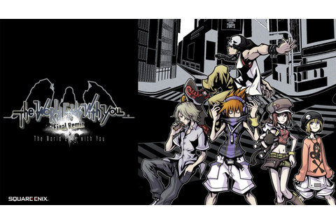 The World Ends With You: Final Remix Now 50% Off On Switch ...