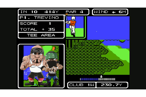 nL Live on Hitbox.tv - Lee Trevino's Fighting Golf! - YouTube