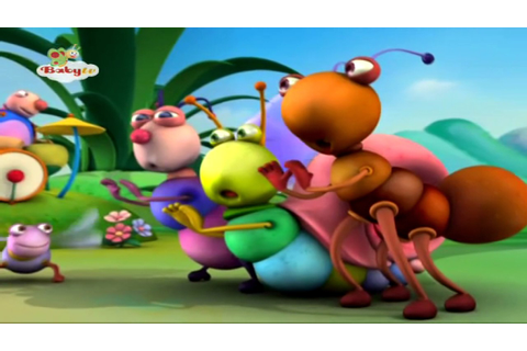 BabyTV - Big Bugs Band - Rock - YouTube