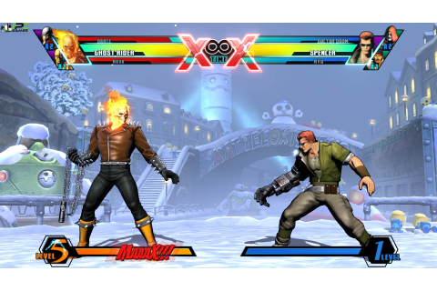 Ultimate Marvel vs Capcom 3 Highly Compressed Free Download