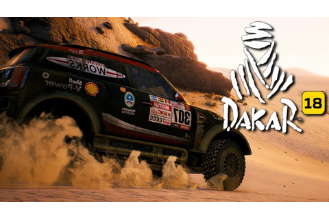 Dakar 18 Gameplay PC - YouTube