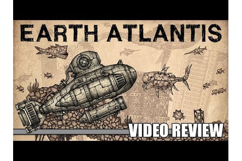Review: Earth Atlantis (Nintendo Switch) - Defunct Games ...