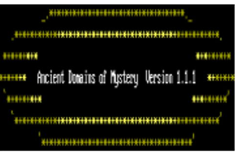 Download Ancient Domains of Mystery | Abandonia