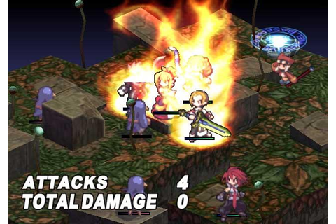 Disgaea 2: Cursed Memories Preview - Gaming Nexus