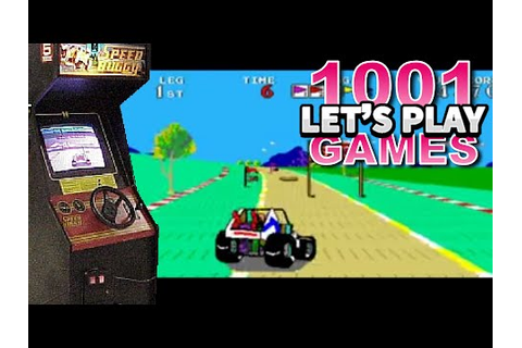 Buggy Boy / Speed Buggy (Arcade) - Let's Play 1001 Games ...