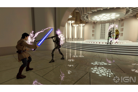 Kinect: Star Wars Screenshots, Pictures, Wallpapers - Xbox ...