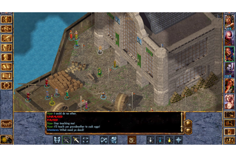 Dream Games: Baldur'S Gate Ii – Enhanced Edition