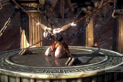 God Of War Ascension On Qwant Games