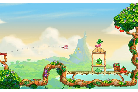 Angry Birds Stella Launched for Android, iOS, and ...
