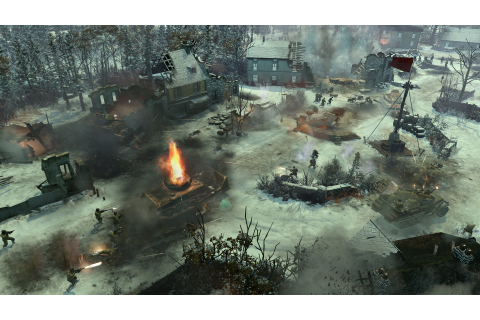 Скачать Company of Heroes 2: Ardennes Assault (2014//RUS ...