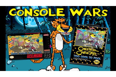 Console Wars - Chester Cheetah Too Cool to Fool - Super ...