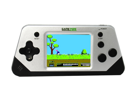 Galleon - Game-Zone 240 Games In 1 Portable Game Console