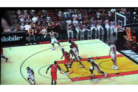 NBA Elite 11 (cancelled) - Full game Gameplay video Heat ...