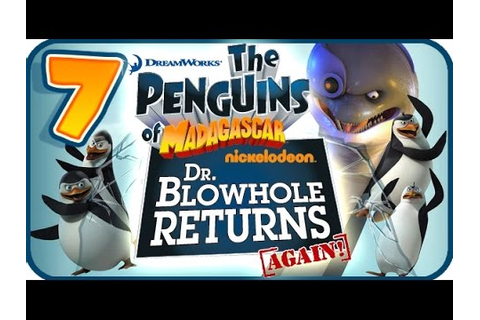 Penguins of Madagascar Dr Blowhole Returns Again ...