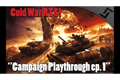 World in Conflict - Cold War RTS - RUSSIA INVADES AMERICA ...