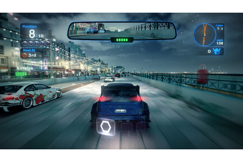 Download Blur Game Racing PC Full Reloaded | P-GAME