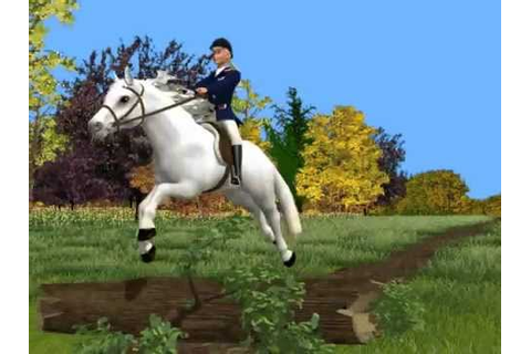 Barbie Riding Club CD ROM - Intro - YouTube