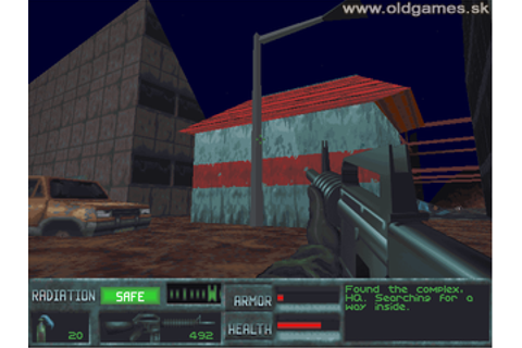 Terminator: SkyNET, The Download, PC DOS (exe) :: DJ OldGames
