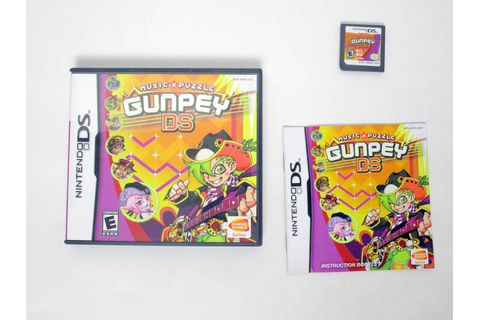 Gunpey game for Nintendo DS | The Game Guy