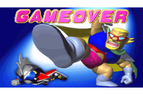 Bomberman Max 2 Music - Game Over - YouTube