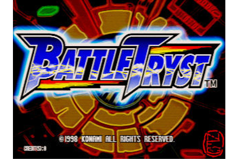 Battle Tryst - Videogame by Konami
