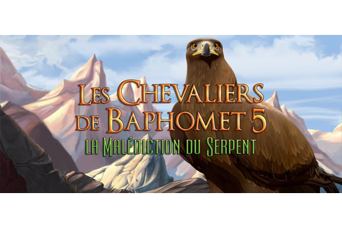Test - Les Chevaliers de Baphomet 5 : la Malédiction du ...