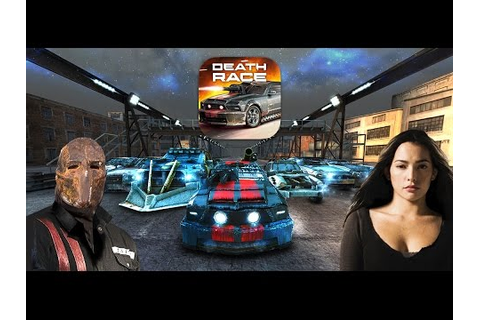 Death Race The Game - Official Trailer - YouTube
