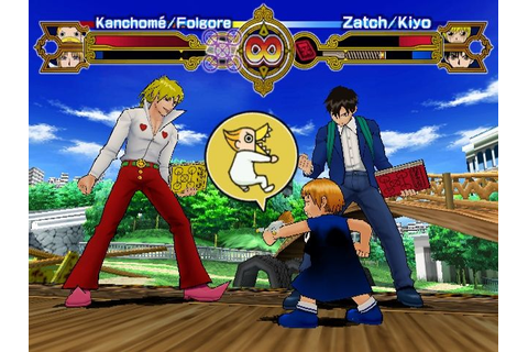 Zatch Bell! Mamodo Battles Screenshots - Video Game News ...