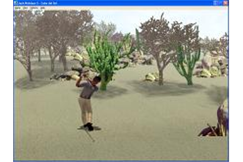 Jack Nicklaus 5 Download (1997 Sports Game)