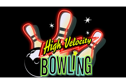 High Velocity Bowling Lets Bowl Ps3 bowling game - YouTube
