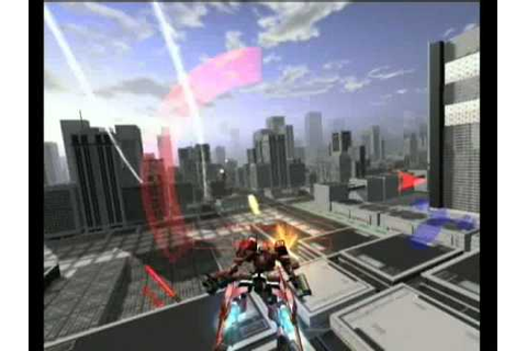 Murakumo: Renegade Mech Pursuit Xbox Gameplay - YouTube